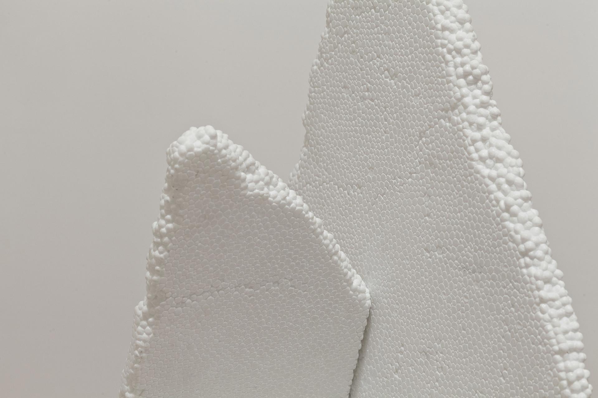 fabio viale marmo marble sculpture scultura polistirolo poggiali forconi styrofoam