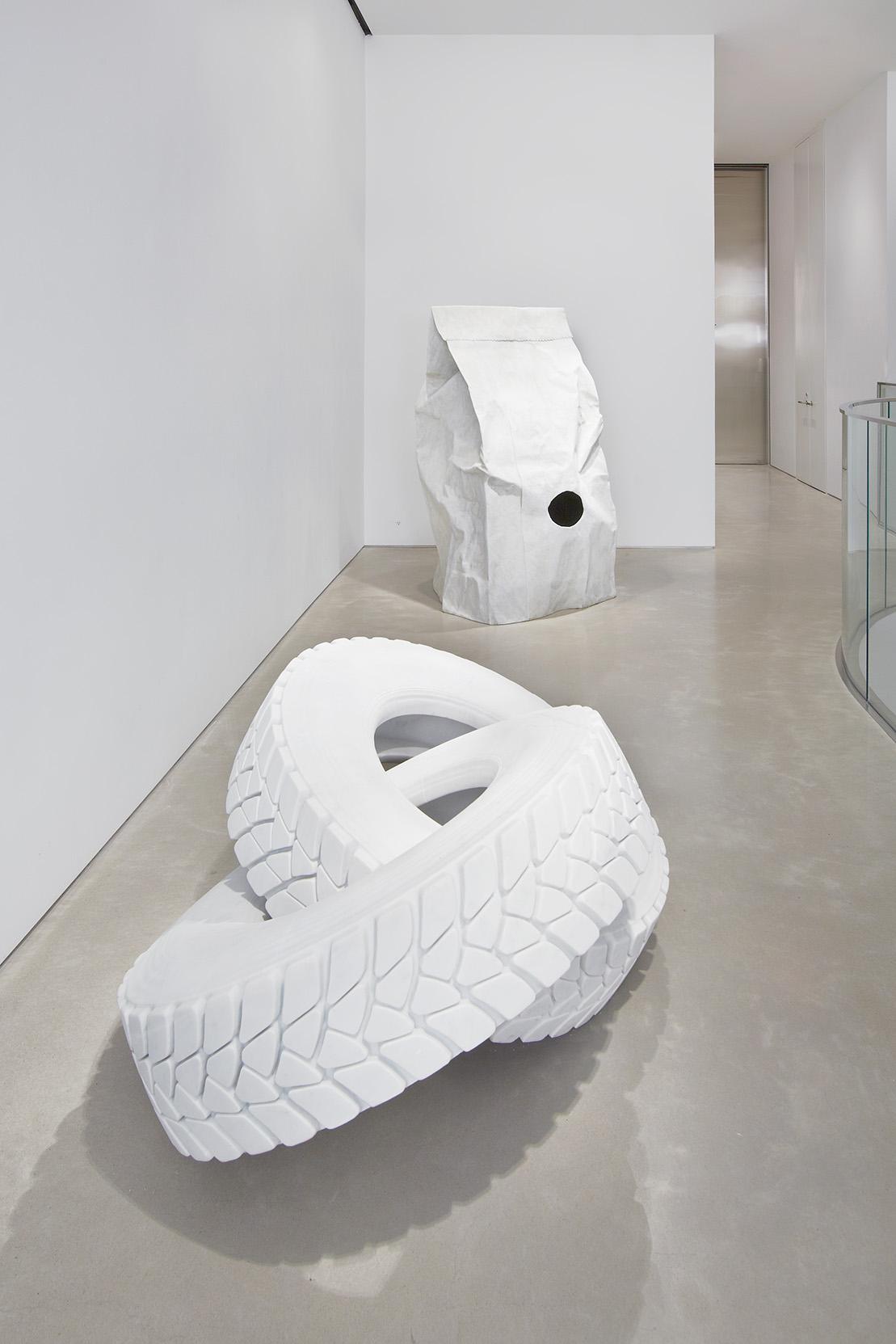 stargate sperone westwater marble marmo sculpture fabio viale infinite