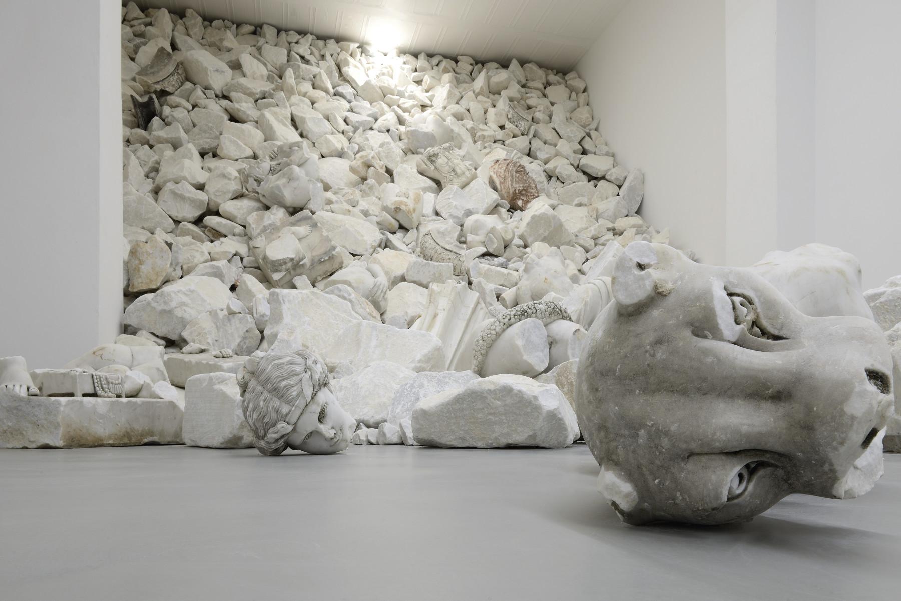 Root'la, Galleria Poggiali, 2020